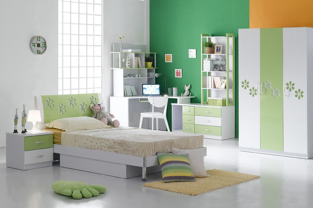 Best Kids Bedroom Furniture Concept For Smaller Rooms Small With Pictures