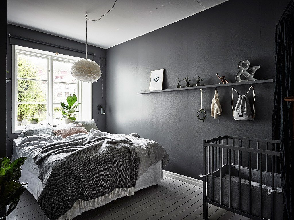 Best Beautiful Dark Bedroom Coco Lapine Designcoco Lapine Design With Pictures
