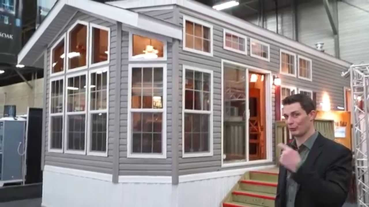 Best Expert Home Two Bedroom Fairmont Park Model Rv Tour Youtube With Pictures