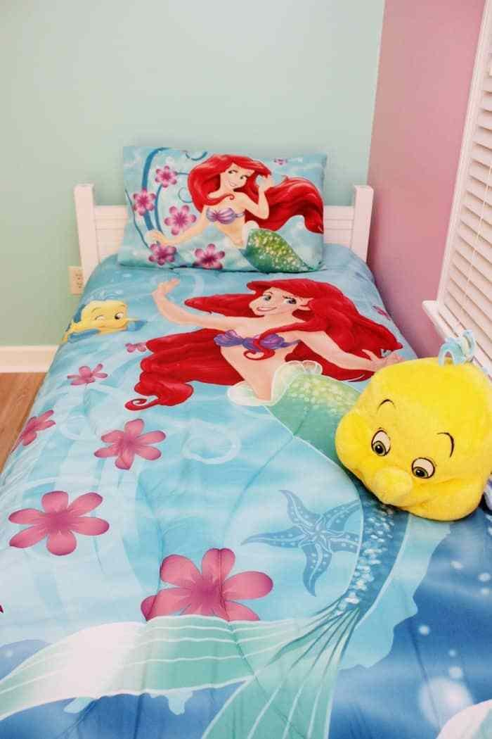 Best The Little Mermaid Bedroom Makeover Faithfully Free With Pictures
