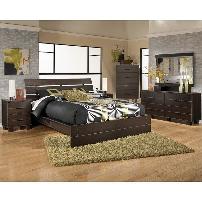 Best Edmonton Platform Bedroom Set Signature Design By Ashley With Pictures
