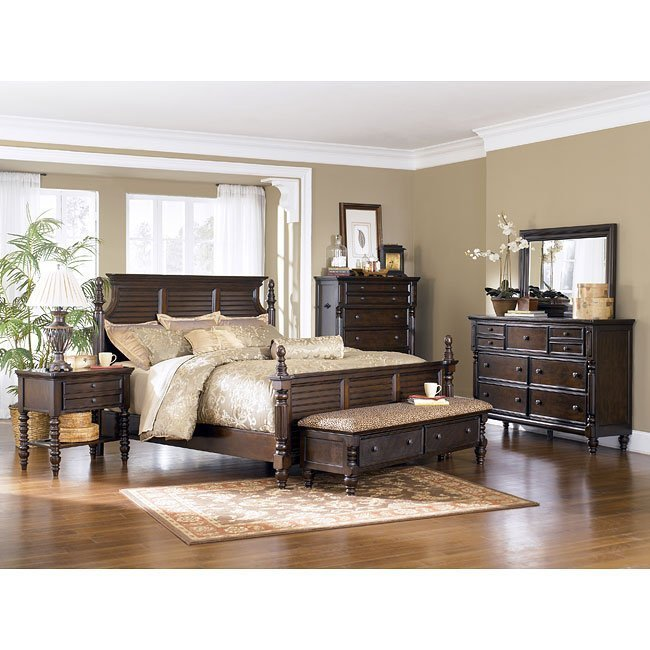 Best Key Town Panel Bedroom Set Millennium Furniturepick With Pictures