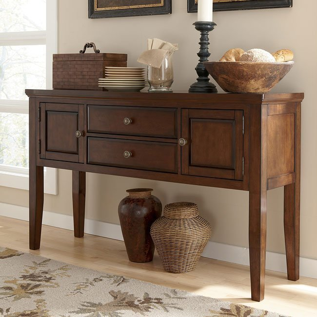 Best Burkesville Server Signature Design By Ashley Furniture With Pictures