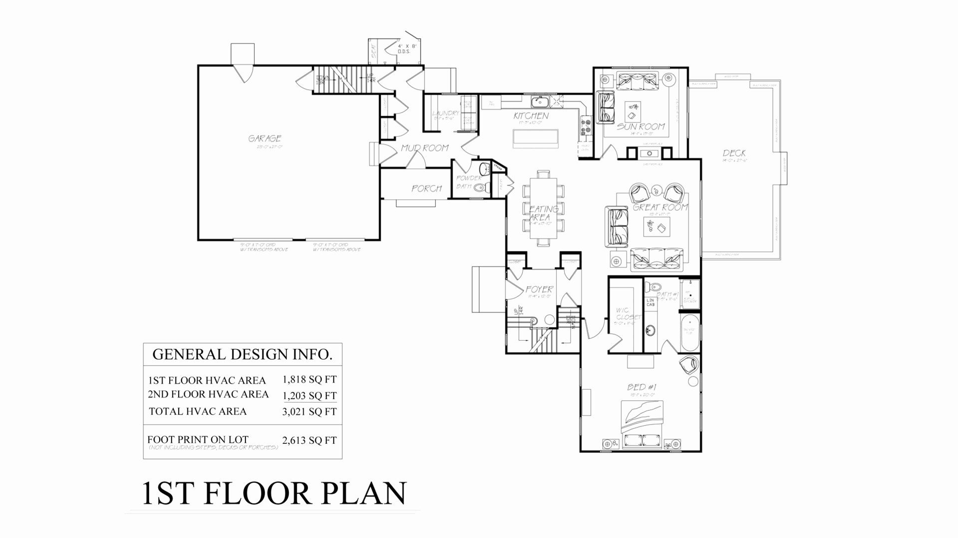 Best 34 Finest 3 Bedroom Open Floor Plan Ranch Layout – Floor With Pictures