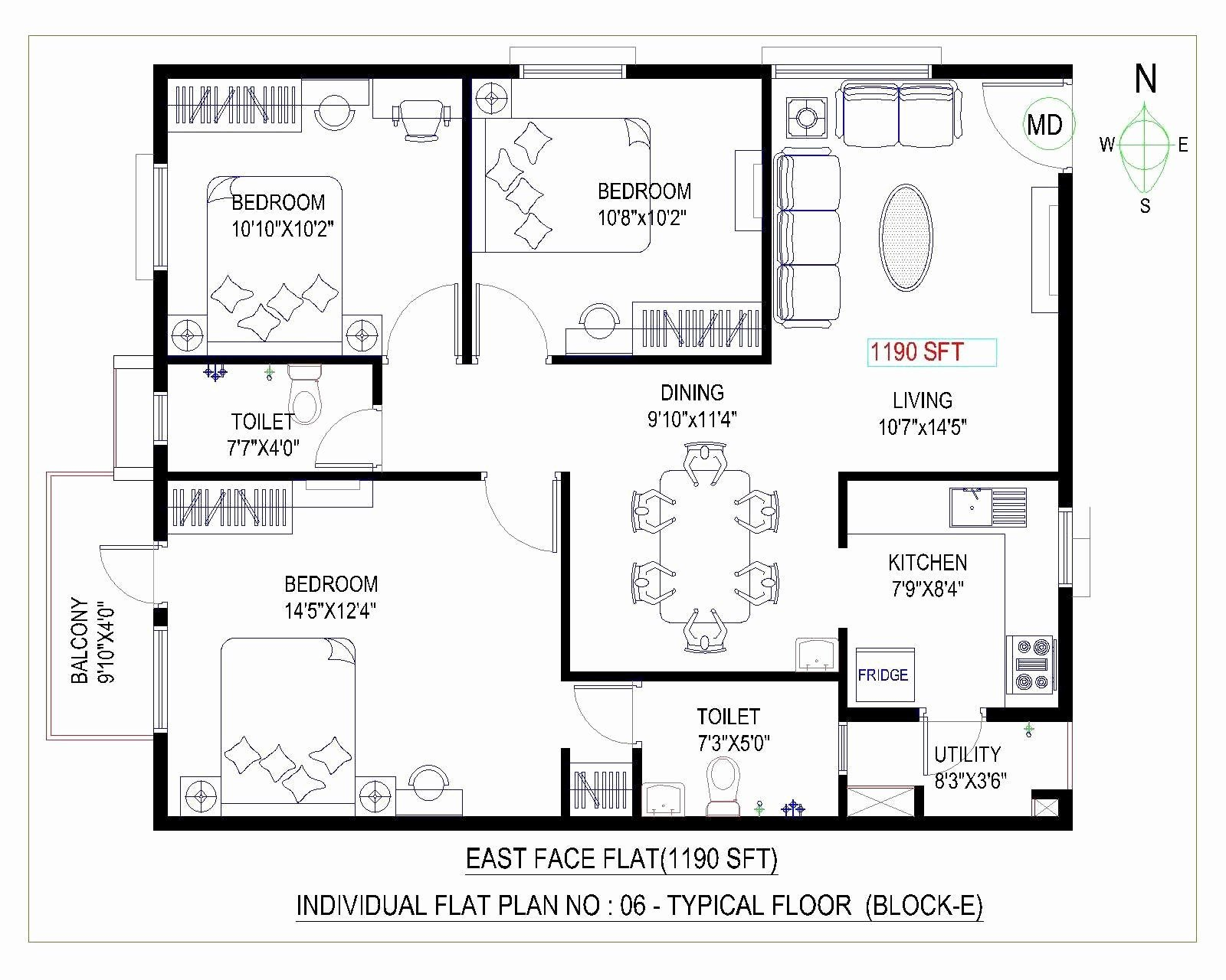 Best 29 Sensational East Facing House Vastu Plan Picture With Pictures