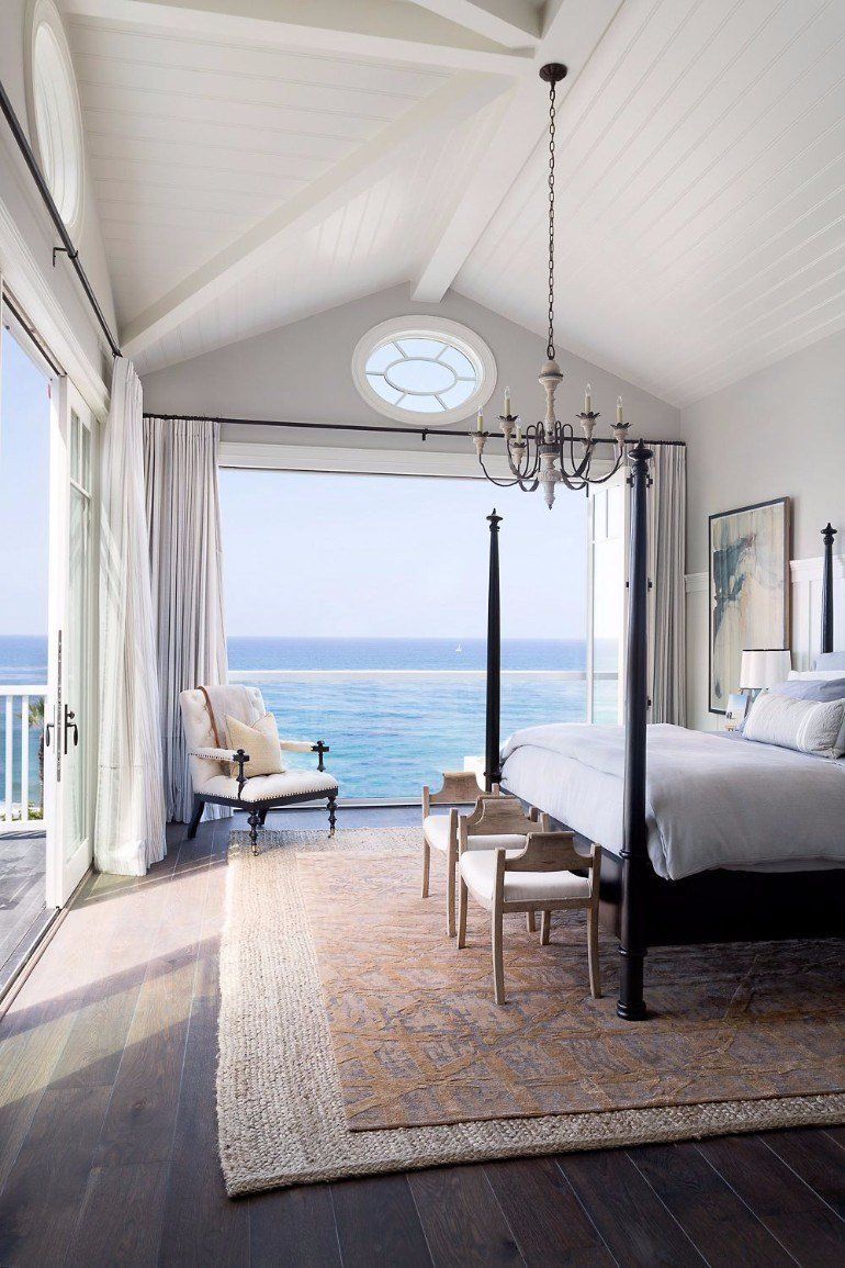 Best 50 Dazzling Master Bedrooms With An Ocean View – Master With Pictures