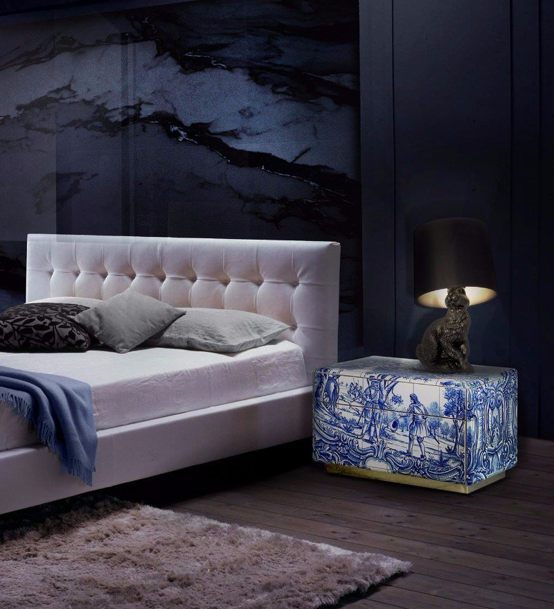 Best 10 Charming Navy Blue Bedroom Ideas – Master Bedroom Ideas With Pictures