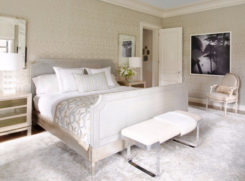 Best 10 American Style Master Bedrooms By Michael S Smith With Pictures