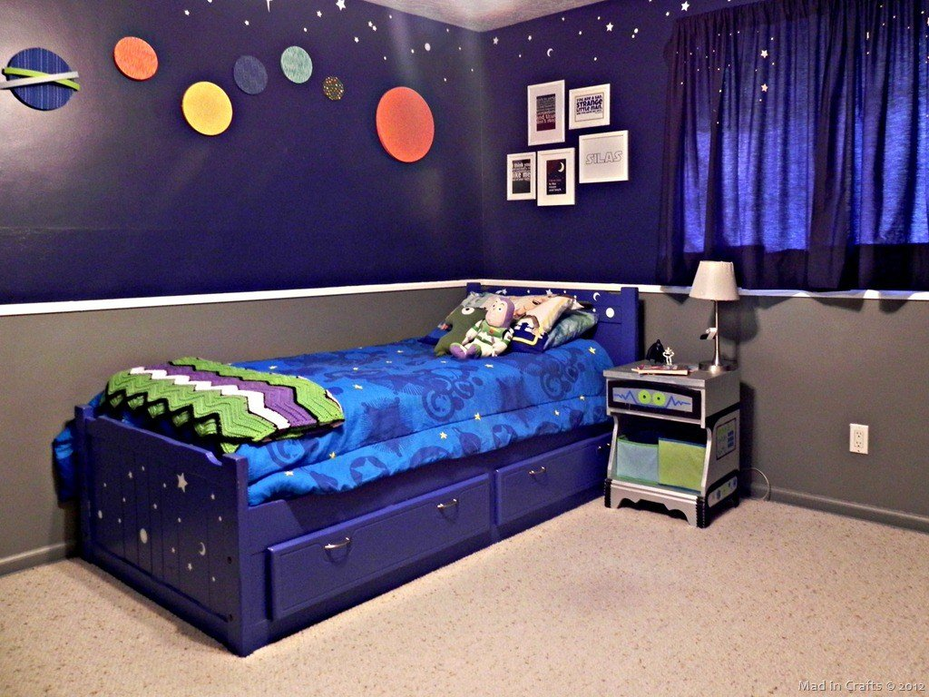 Best A Super Space Geek Bedroom Mad In Crafts With Pictures