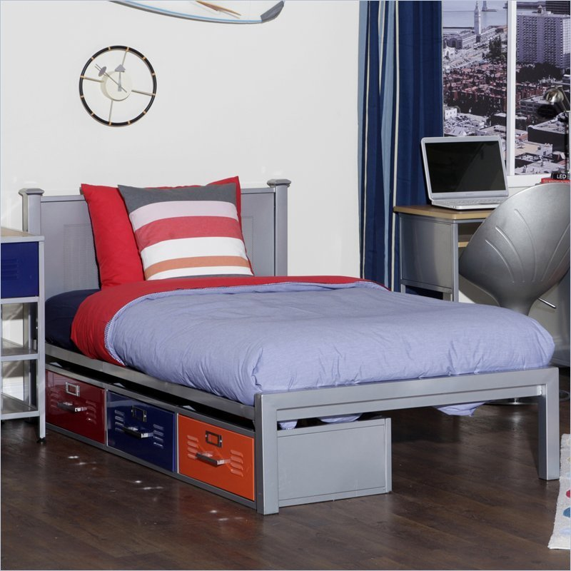Best Locker Style Bedroom Furniture For Kids Video And Photos Madlonsbigbear Com With Pictures