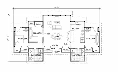 Best 3 Bedroom House Plans One Story Marceladick Com With Pictures
