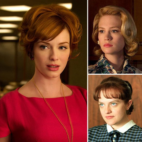 Free Mad Men Hair And Makeup Popsugar Beauty Wallpaper