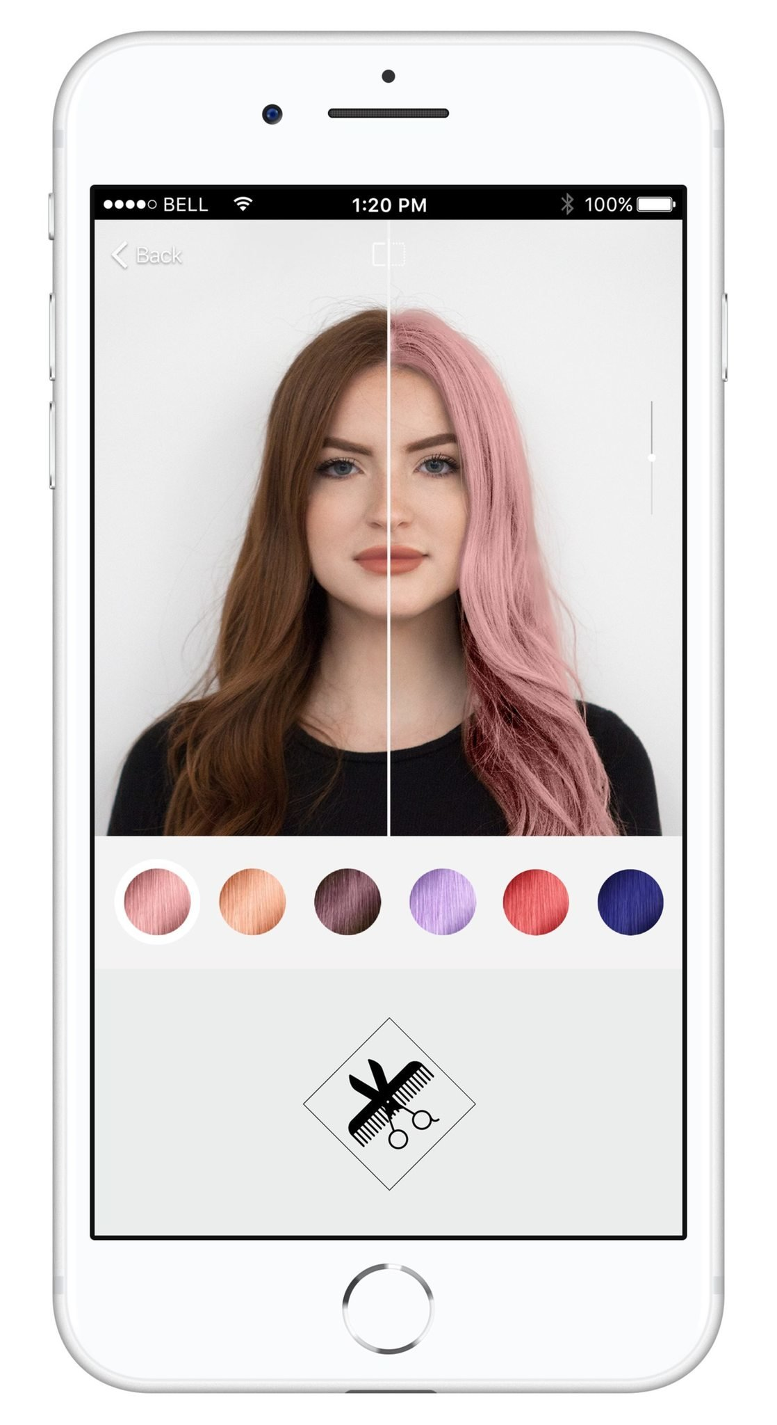 Free L Oréal Launches 3D Ar Hair Color Simulation App News Wallpaper