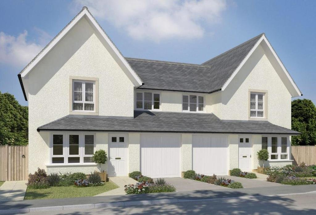 Best 3 Bedroom Semi Detached House For Sale In Burdiehouse Road With Pictures