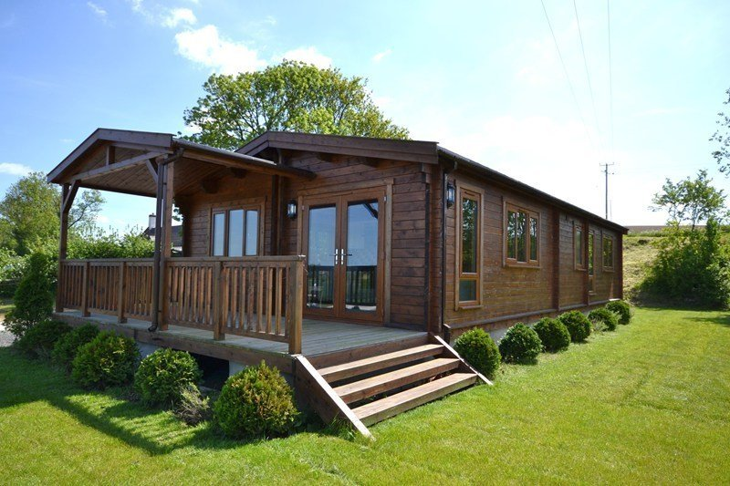 Best 2 Bedroom Log Cabin For Sale In Kinlet Bewdley Dy12 With Pictures