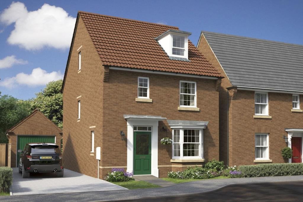 Best 4 Bedroom Detached House For Sale In St Lukes Road Doseley Telford Tf4 Tf4 With Pictures