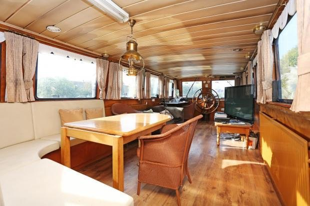 Best 3 Bedroom House Boat For Sale In Ash Island East Mosley With Pictures