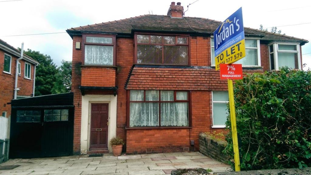Best 3 Bedroom House To Rent In Highfield Rd Farnworth Bolton With Pictures