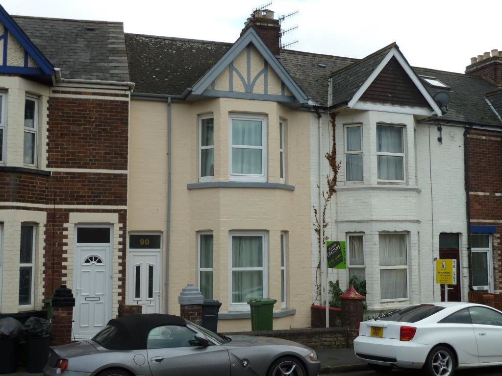 Best 3 Bedroom Terraced House To Rent In Bonhay Road Exeter Ex4 With Pictures