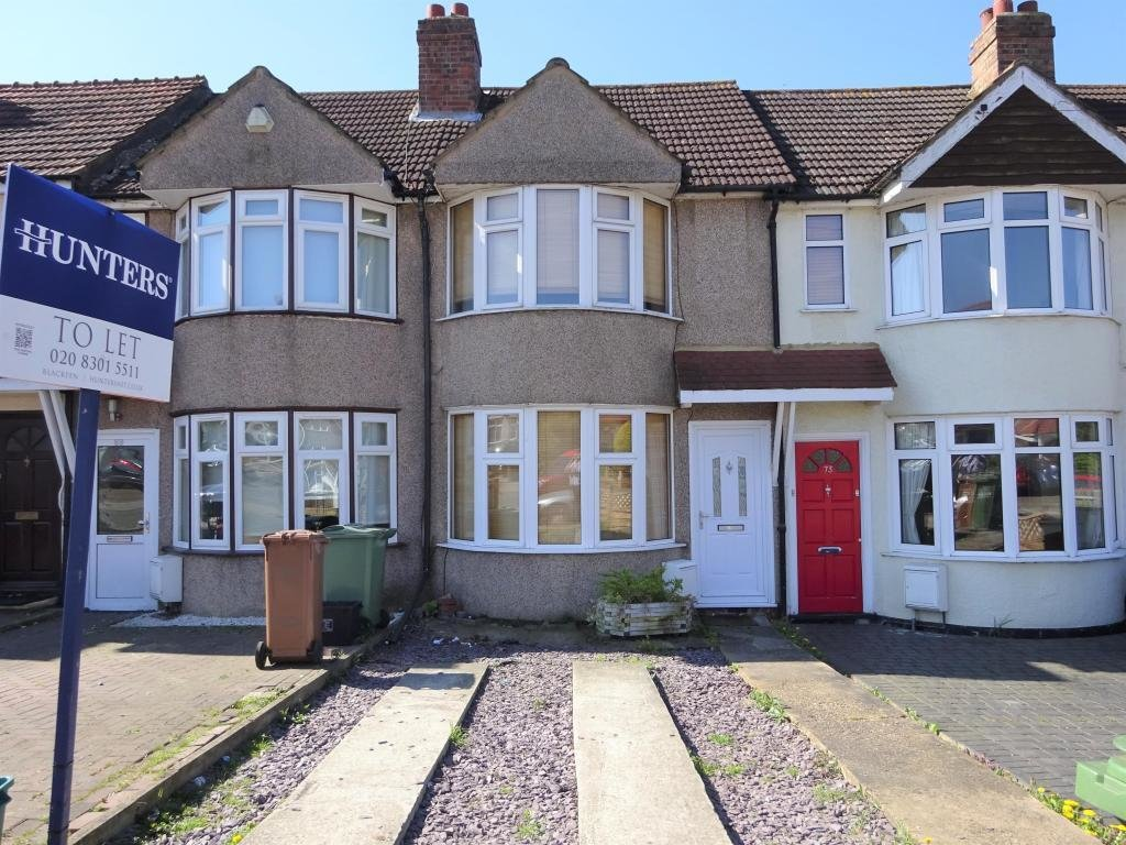 Best 2 Bedroom Terraced House To Rent In Lyndon Avenue With Pictures