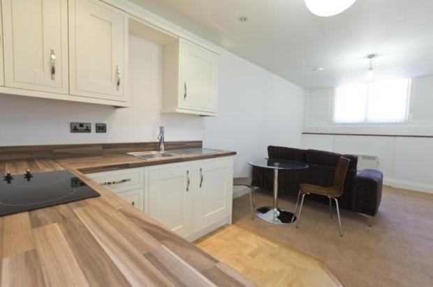 Best 1 Bedroom Flat To Rent In The Old Courthouse Manor Row With Pictures