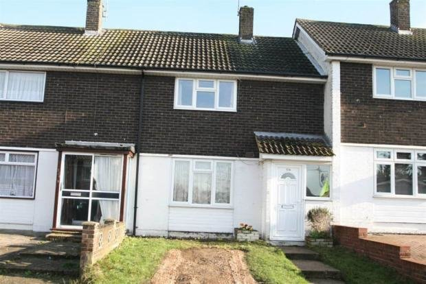 Best 2 Bedroom Terraced House For Sale In Church Road Fryerns With Pictures