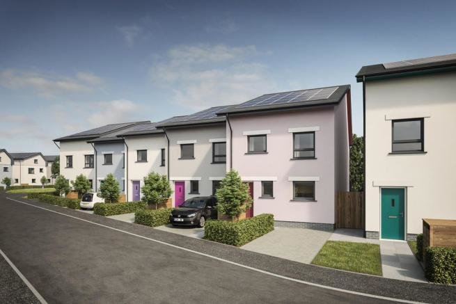 Best 3 Bedroom Town House For Sale In Roborough Park Eco With Pictures