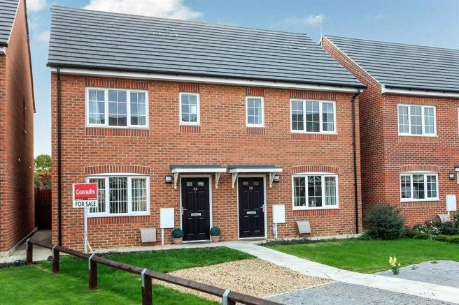 Best 2 Bedroom Semi Detached House To Rent In Frederick Drive Peterborough Pe4 With Pictures
