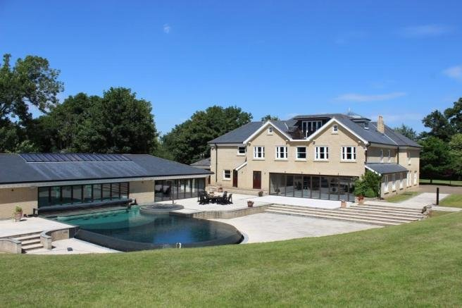Best 8 Bedroom Detached House For Sale In Little Bealings With Pictures