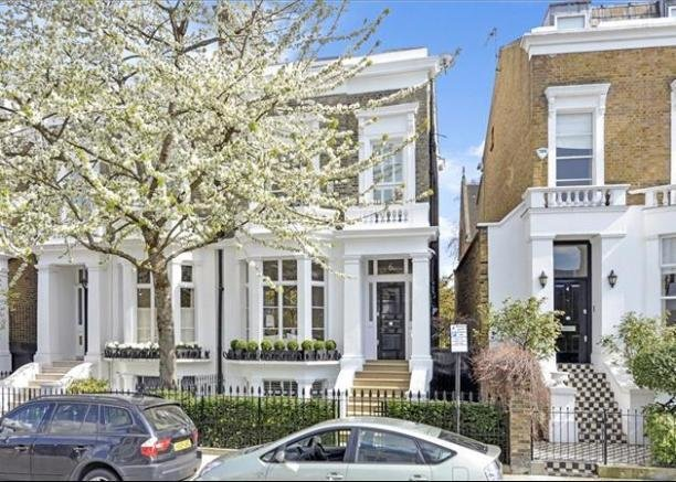 Best 4 Bedroom House For Sale In Elm Park Road Chelsea London Sw3 Sw3 With Pictures