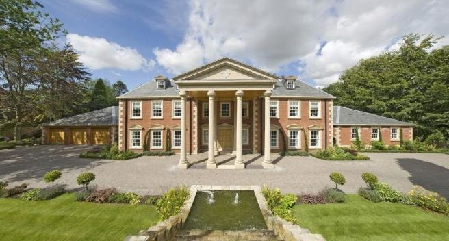 Best 7 Bedroom Detached House For Sale In Runnymede Mansion 66 Runnymede Road Ponteland Newcastle With Pictures