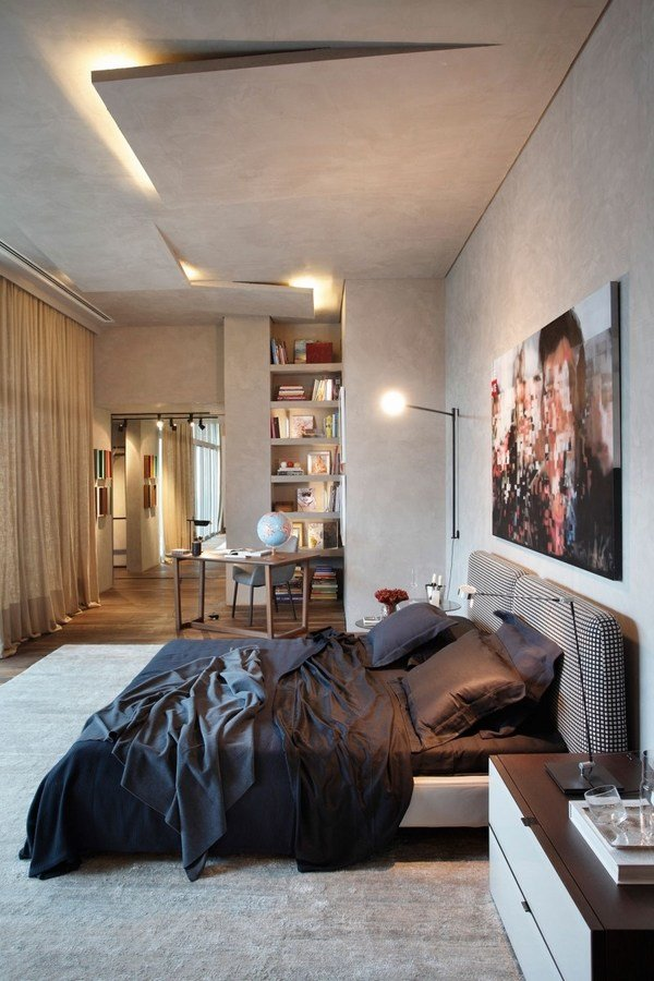 Best 86 Modern Bedroom Design Ideas – Add Glamour To Your Home With Pictures