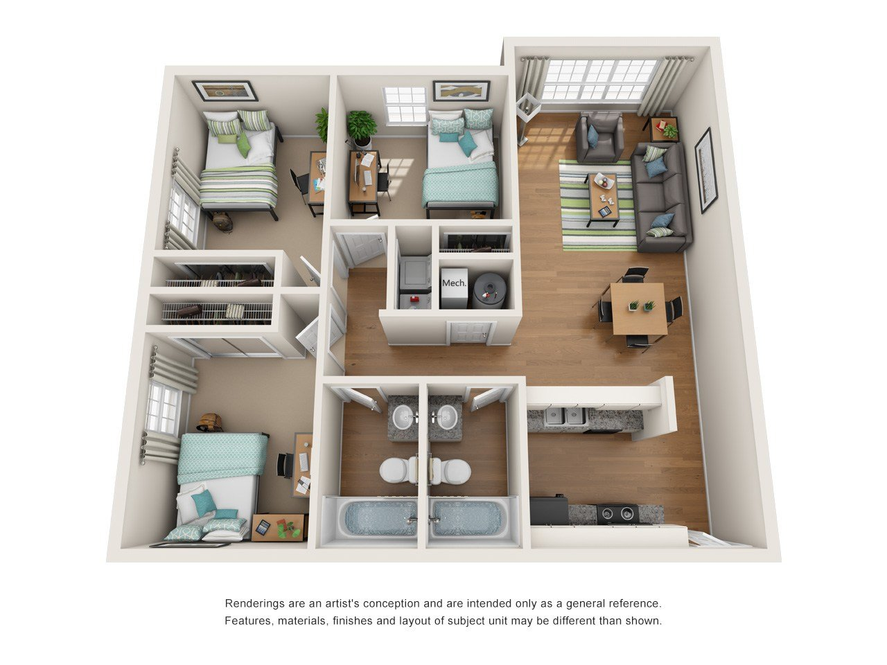 Best Floor Plans Northgate Lakes Orlando Student Apartments With Pictures