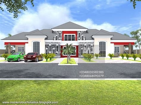 Best 5 Bedroom Bungalow Plan Nisartmacka Com With Pictures