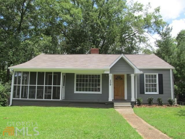 Best 209 Park Ave Lagrange Ga 30240 Home For Sale And Real With Pictures