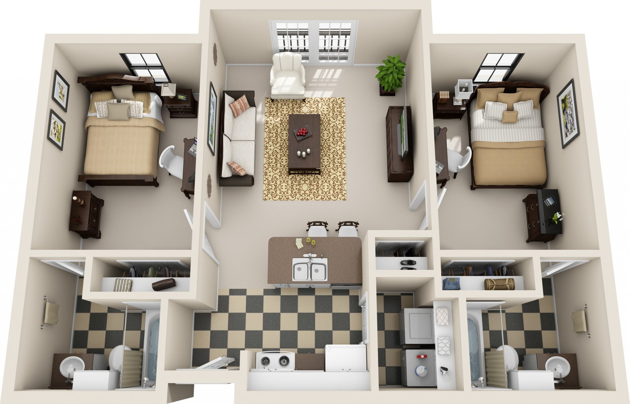 Best Two Bedroom For Rent Apartments Near Me House Info With Pictures