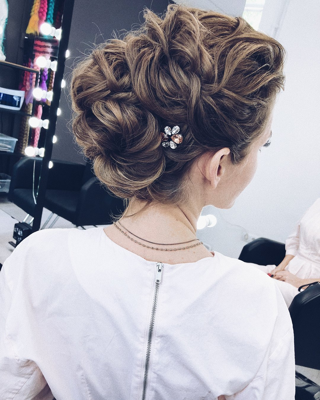 Free 10 Gorgeous Prom Updos For Long Hair Prom Updo Hairstyles Wallpaper
