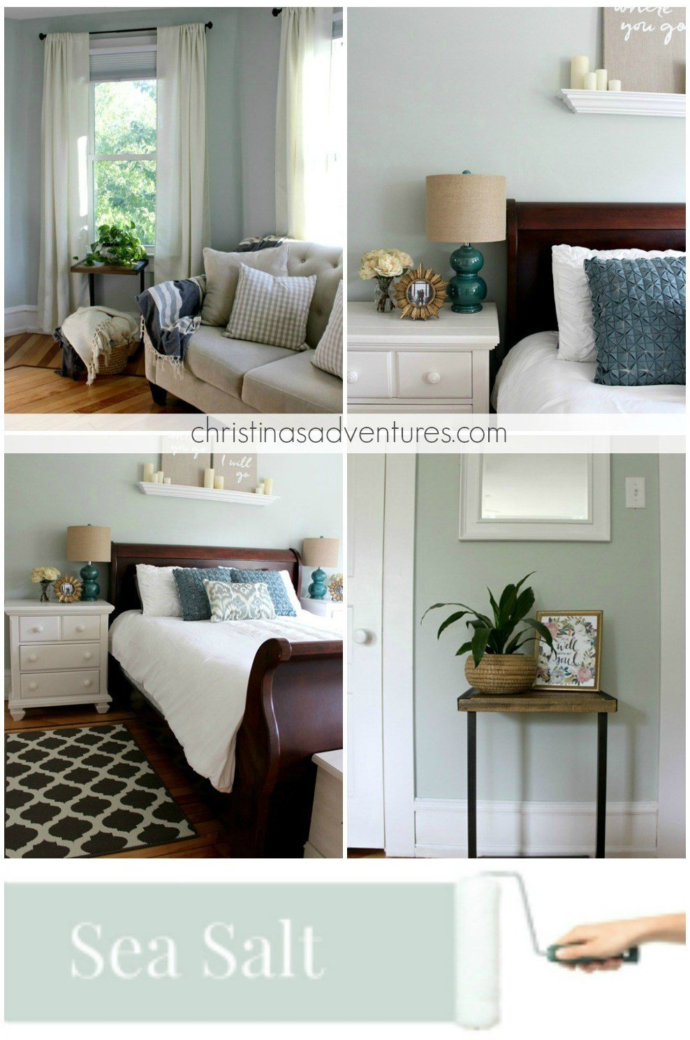 Best Our House Modern Farmhouse Paint Colors Christinas With Pictures