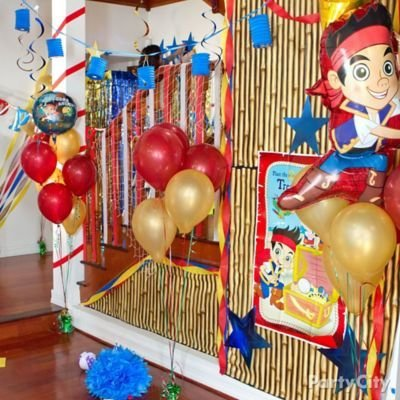 Best Jake And The Neverland Pirates Wall Decorations Idea With Pictures