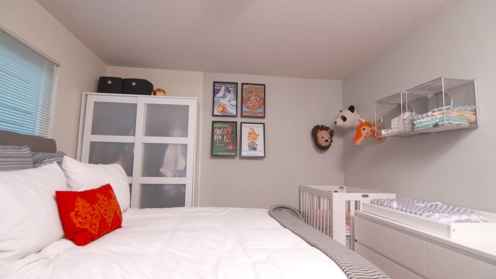 Best Creating A Nursery Nook In Your Master Bedroom Project With Pictures