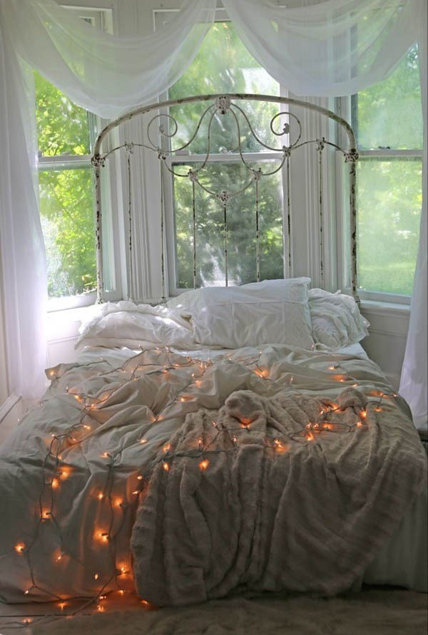 Best Christmas Lights In The Bedroom With Pictures