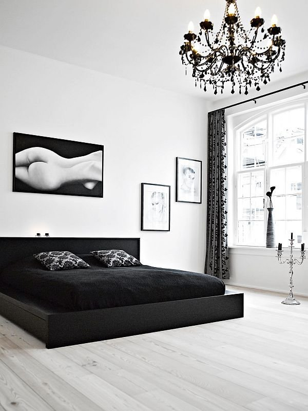 Best Black And White Interior Design Ideas Pictures With Pictures