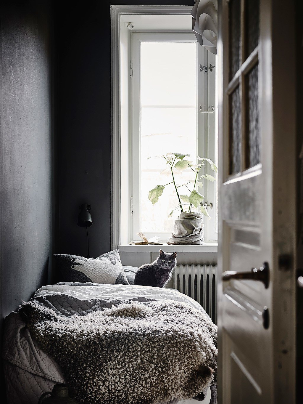 Best White Modern Vintage Swedish Apartment Look Amazing With Pictures