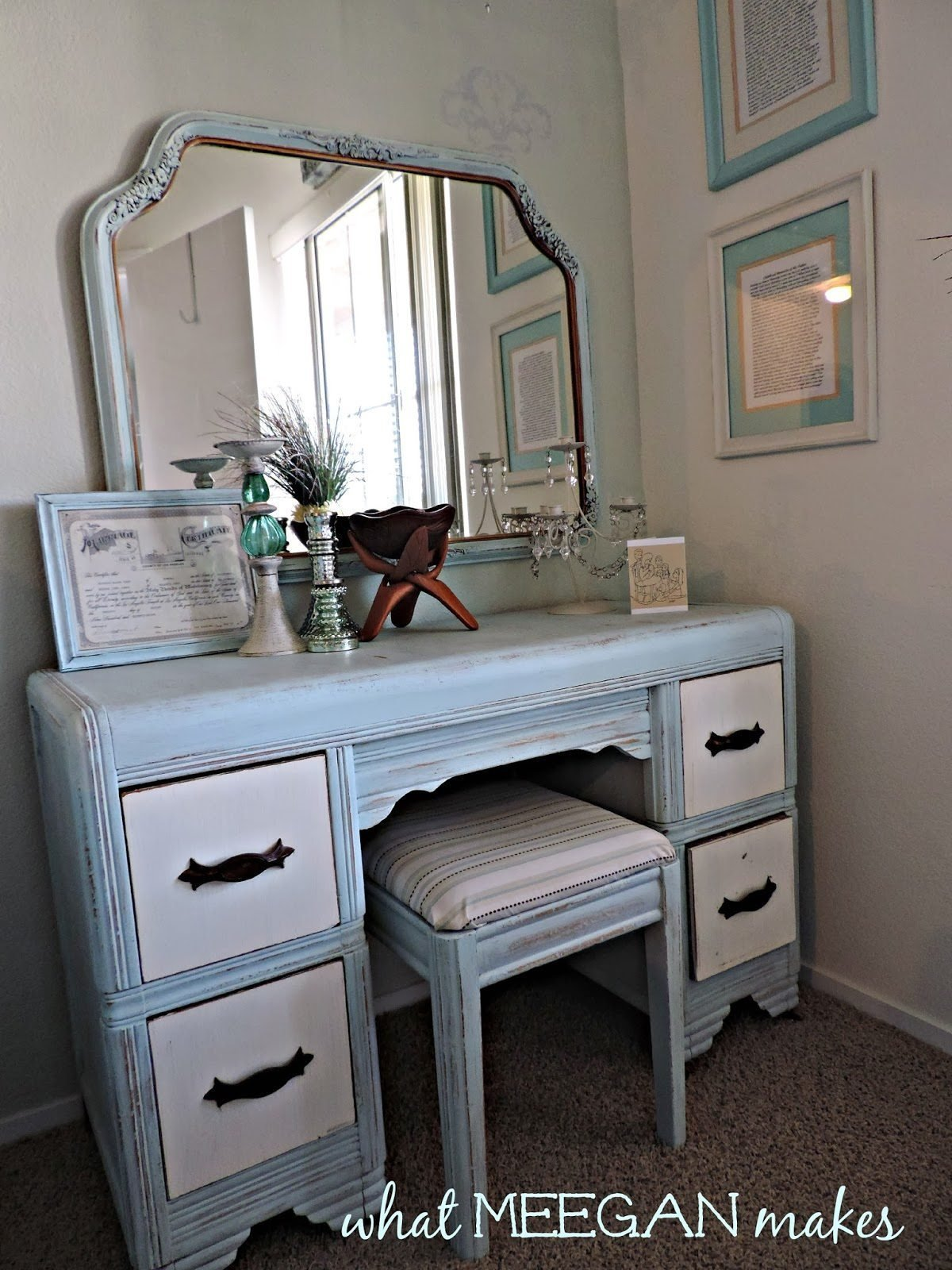 Best 30 Painted Furniture Ideas In Blue More Refresh Restyle With Pictures