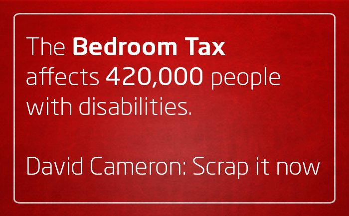 Best The Labour Party Scrap The Bedroom Tax With Pictures