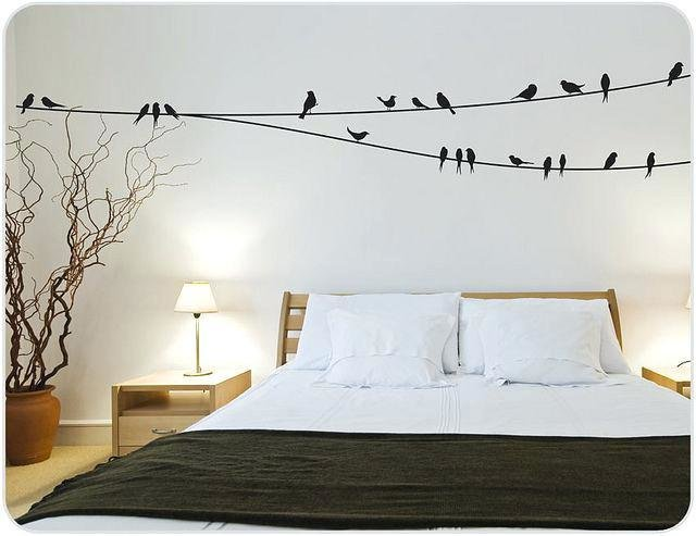Best Bedroom Wall Stickers For Adults – Spoint With Pictures