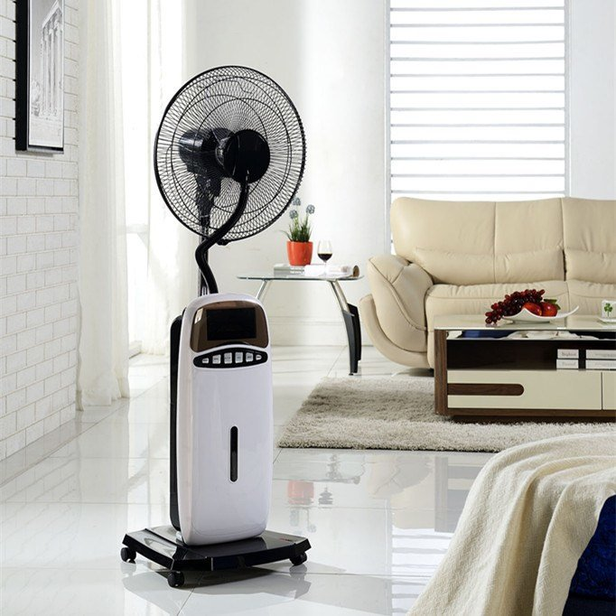 Best Bedroom Fan Fogger Misting Fan With Aroma Diffuser Buy With Pictures