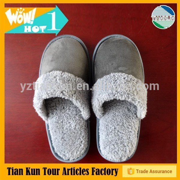 Best Wholesale Cotton Fabric Soft Women Fancy Bedroom Slippers With Pictures