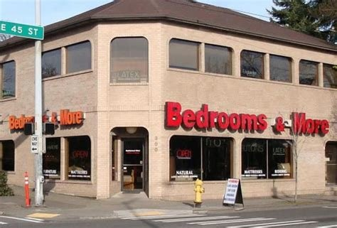 Best Bedrooms More Furniture Stores Wallingford Seattle With Pictures