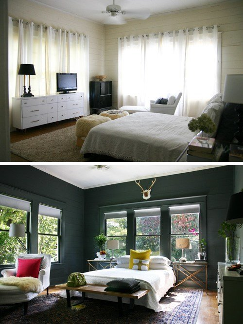 Best Our Bedroom Before And After — Ab Chao With Pictures
